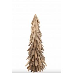 Sapin de Noël en bois...
